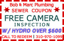 San Pedro Sewer Repair Contractor
